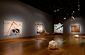 Biggers' Greenfield Prize Commission Opens at Ringling Museum