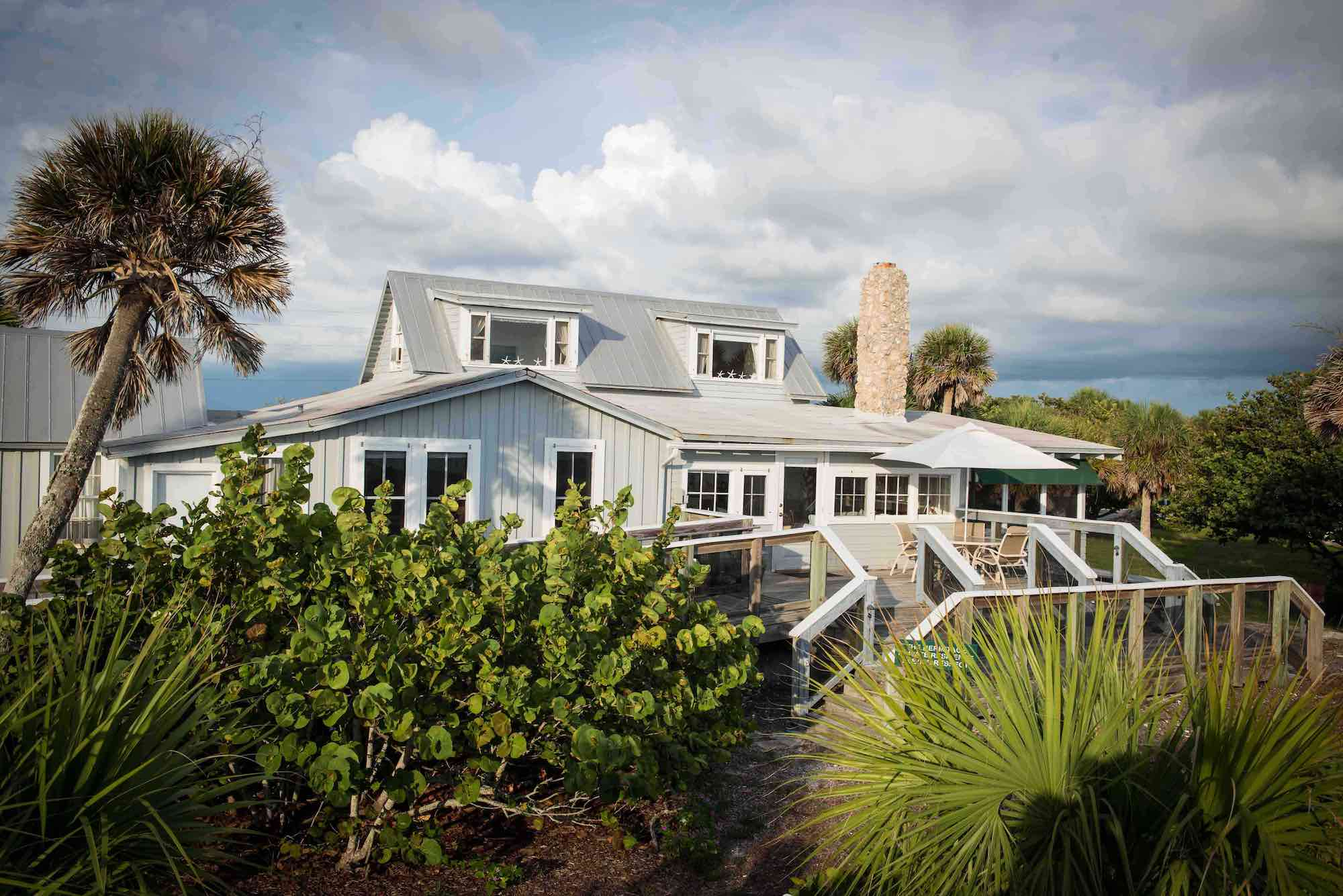 Historic beachside property tours offered in September