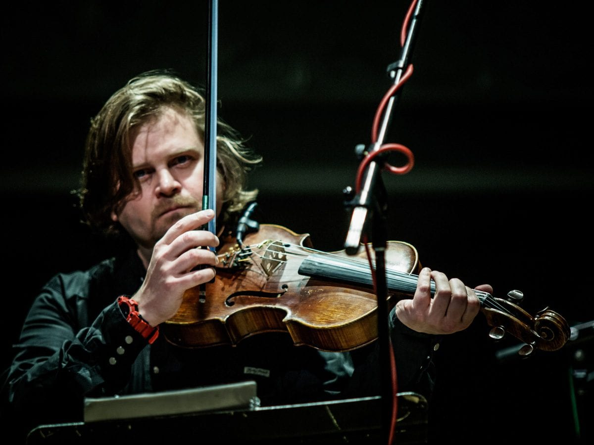 Ralph Farris in concert Nov. 15