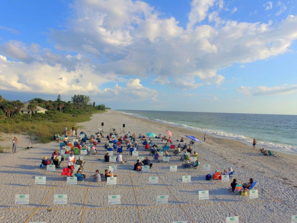 Upcoming outdoor beach programs