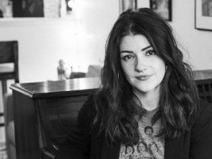 """In Conversation with Emily Kaczmarek"" @ online"