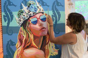 Paint on Canvas: An Artist Talk @ Art Center Sarasota